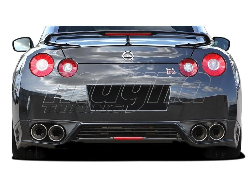 Touareg Facelift Conversion >> Nissan GTR Facelift-Conversion Body Kit