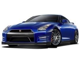 Nissan GTR Facelift-Style Body Kit