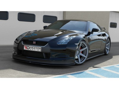 Nissan GTR Matrix Front Bumper Extension