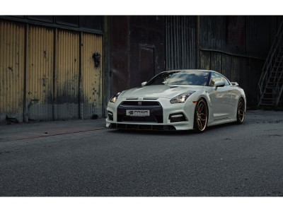 Nissan GTR P2 Body Kit