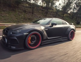 Nissan GTR PD2 Wide Body Kit