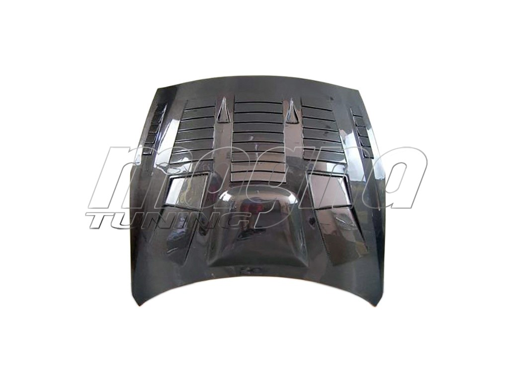 Nissan GTR Razor Carbon Fiber Hood