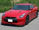 Nissan GTR Tokyo Front Bumper Extension