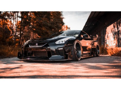 Nissan GTR Wide Body Kit MX