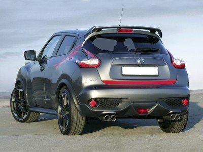 Nissan Juke F15 Facelift G2 Rear Bumper Extension