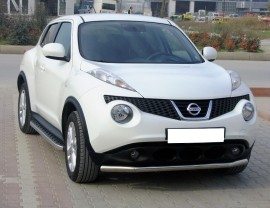 Nissan Juke F15 Helios Running Boards