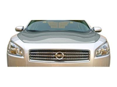 Nissan Maxima Capota OEM Fibra De Carbon