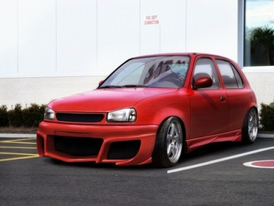 Nissan Micra K11 Vortex Body Kit