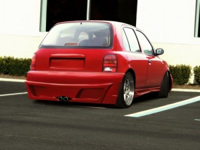 Nissan Micra K11 Vortex Side Skirts