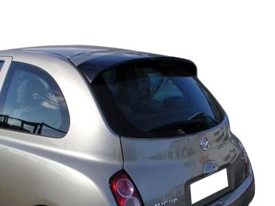 Nissan Micra K12 Nismo-Look Heckflugel