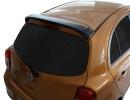 Nissan Micra K13 Master Rear Wing