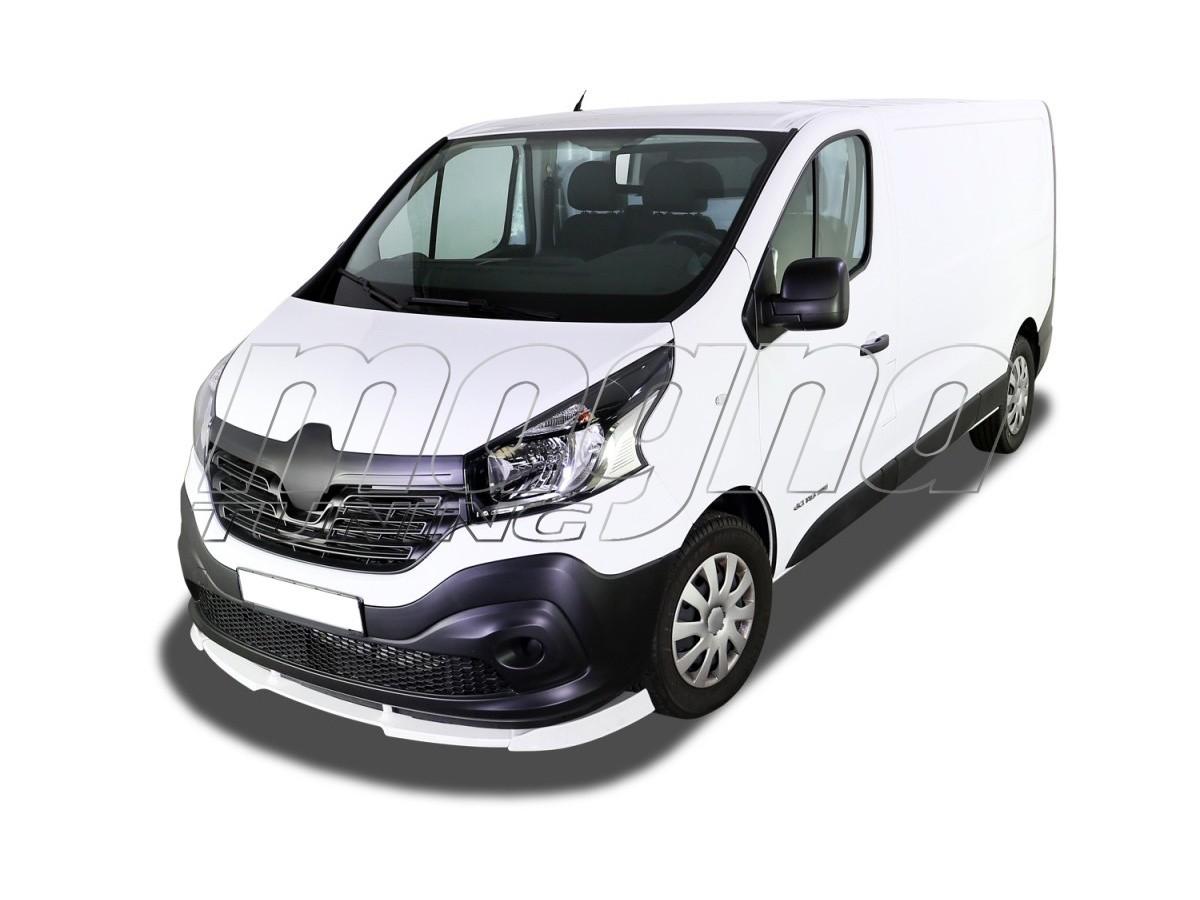 Nissan NV300 Verus-X Front Bumper Extension