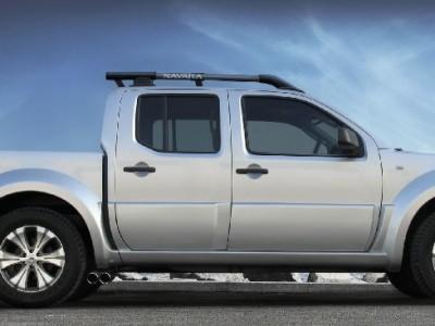 Nissan Navara El Paso Rear Wheel Arch Extensions
