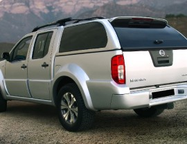 Nissan Navara T2 Rear Wheel Arch Extensions