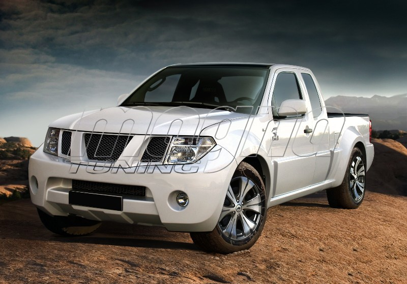 Nissan Navara Tangier Side Skirts