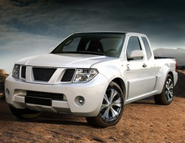 Nissan Navara Tangier Wide Body Kit