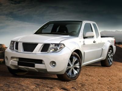 Nissan Navara Tangier Wide Kotflugelverbreiterung Vorne