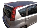 Nissan Note E11 Speed Rear Wing