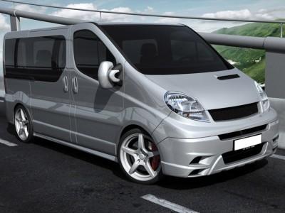 Nissan Primastar NX Front Bumper