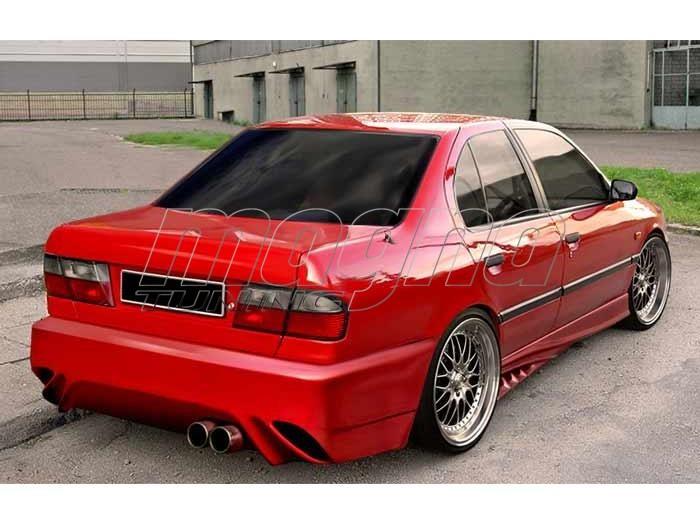 Nissan Primera Extreme Rear Bumper