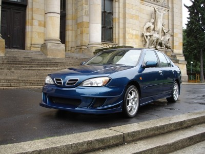 Nissan Primera Koshin Body Kit