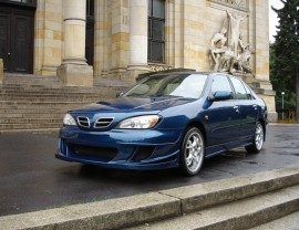 Nissan Primera Koshin Side Skirts