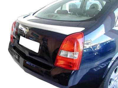 Nissan Primera P12 Master Rear Wing