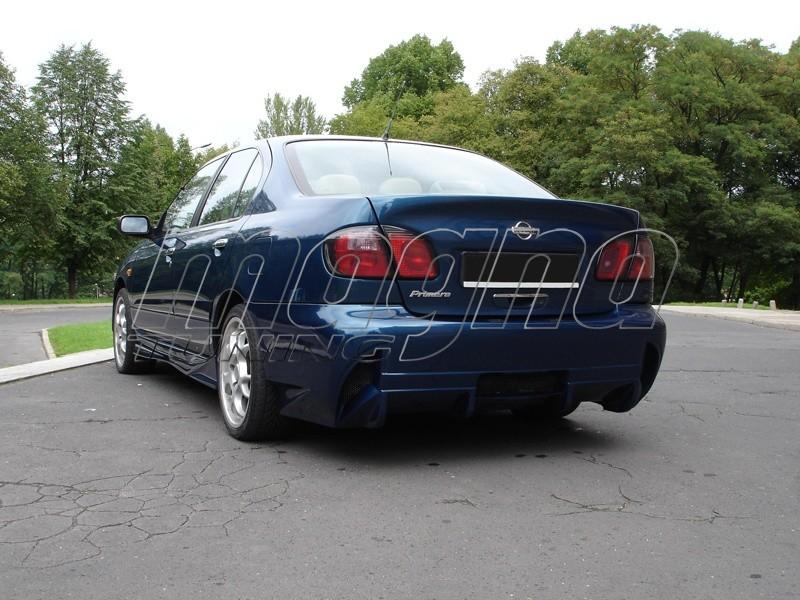 Nissan Primera Saturn Rear Bumper