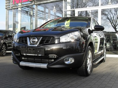 Nissan Qashqai+2 NJ10 Helios2 Running Boards