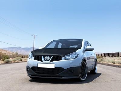 Nissan Qashqai Facelift M-Style Front Bumper Extension