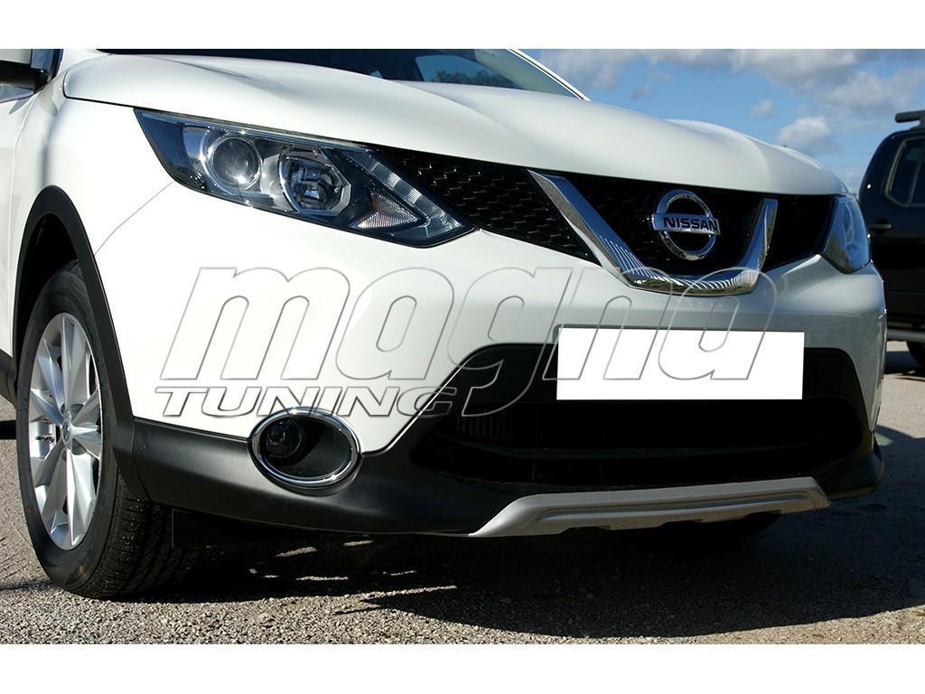 Nissan Qashqai MK2 J11 Speed Body Kit