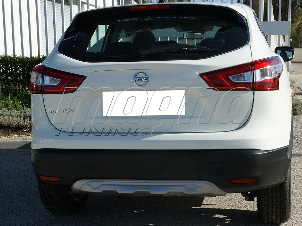 Nissan Qashqai MK2 J11 Speed Rear Bumper Extension