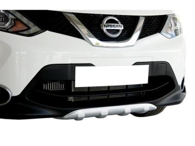 Nissan Qashqai MK2 J11 Sport Front Bumper Extension