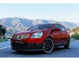 Nissan Qashqai MX Front Bumper Extension