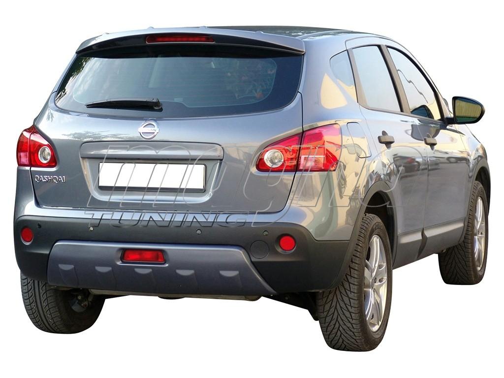 Nissan Qashqai Sport Rear Bumper Extension