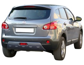 Nissan Qashqai Sport Rear Bumper Extension