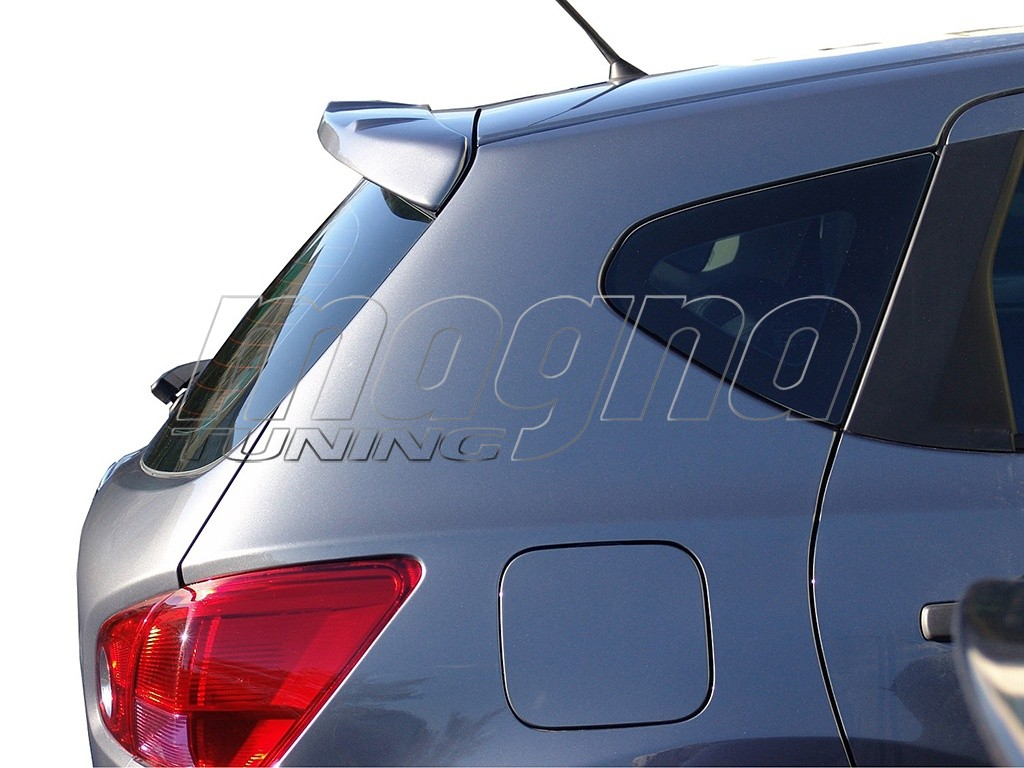 Nissan Qashqai Sport Rear Wing