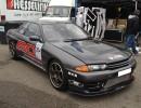 Nissan Skyline R32 GTR Capota Vortex Fibra De Carbon