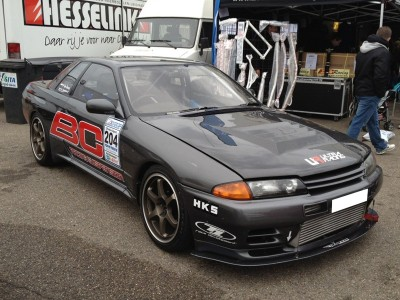 Nissan Skyline R32 - body kit, front bumper, rear bumper