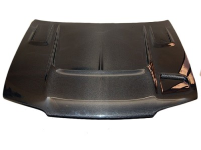 Nissan Skyline R33 GTR GTX Carbon Fiber Hood