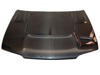 Nissan Skyline R33 GTR GTX Carbon Motorhaube