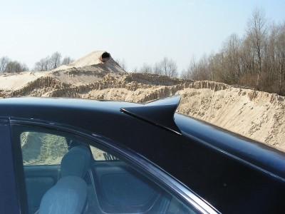 Nissan Skyline R33 GTS J-Style Roof Spoiler