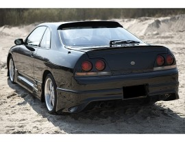 Nissan Skyline R33 GTS OEM Trunk