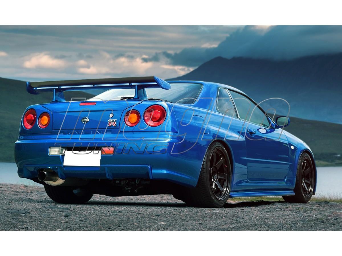 Nissan Skyline R34 GTT GTR-Look Rear Wing