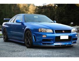 Nissan Skyline R34 GTT GTR-Look Wide Body Kit