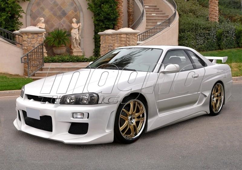 Nissan Skyline R34 GTT OEM Hood