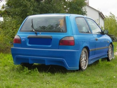 Nissan Sunny EDS Side Skirts