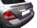 Nissan Tiida C11 Master Rear Wing