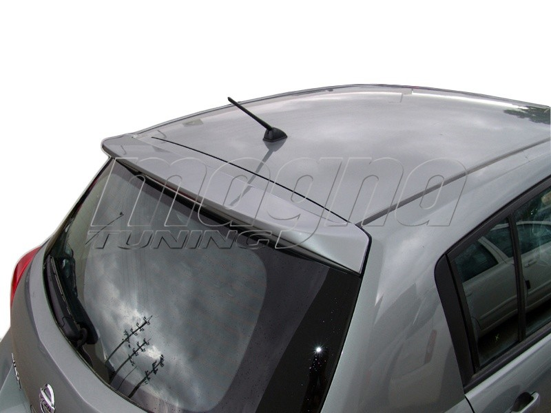 Nissan Tiida C11 Sport Rear Wing