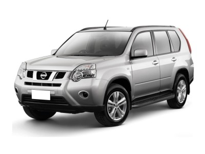 Nissan X-Trail T31 Atos-B Running Boards